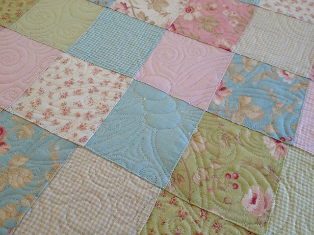 Preschool Auction Quilt