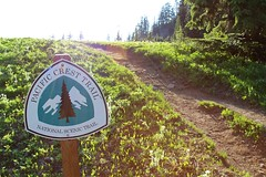 Pacific Crest Trail, National Scenic Trail