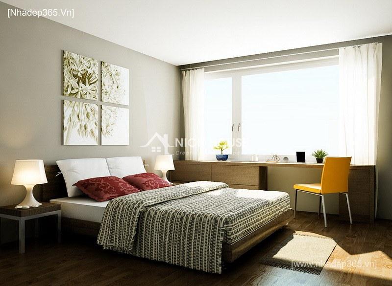 Thiết kế nội thất chung cư M5 - Mr Tiến_1