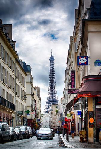 Rue Saint-Dominque