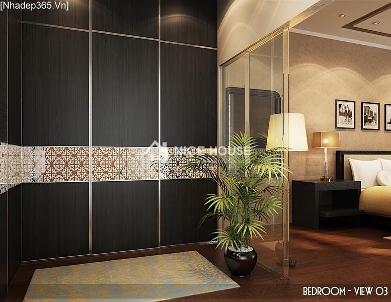 Thiết kế nội thất căn hộ Hàng Trống - Hà Nội_09