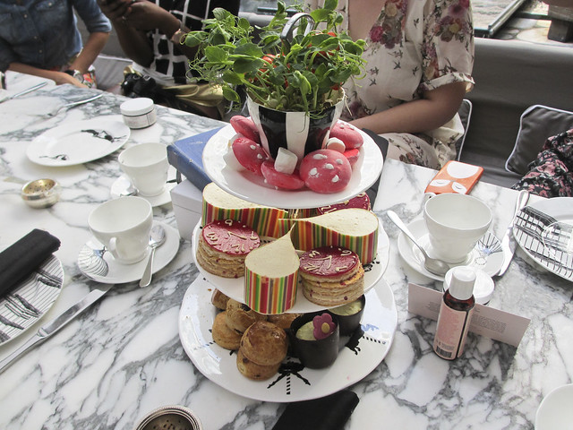 sanderson afternoon tea