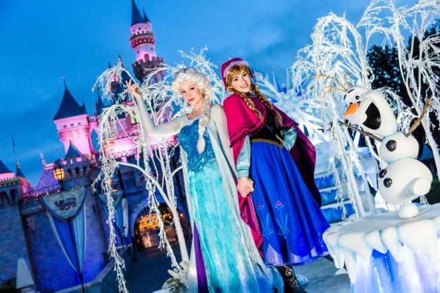 Frozen at Disney? Dreams DO Come True!