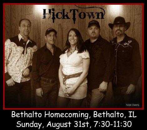 HickTown 8-31-14