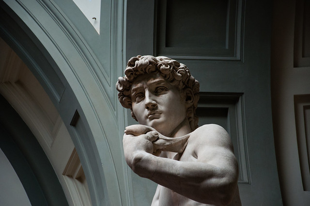 David, Florenz