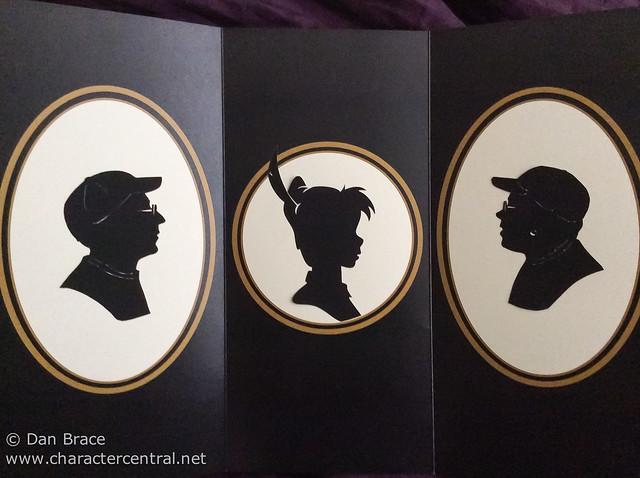 Our silhouette portrait
