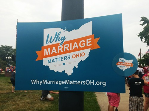 Why Marriage Matters Ohio Rally