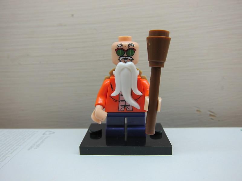 Dragon Ball Z LEGO Compatible Minifigures - Master Roshi