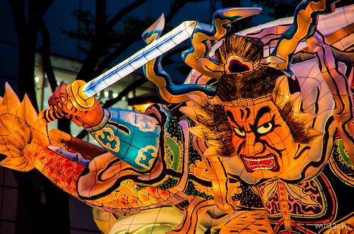 【115日目】ねぶた祭とサプライズ(青森)