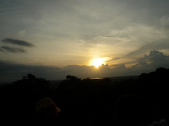 Sunset at Phnom Bakheng Angkor Thom - 33