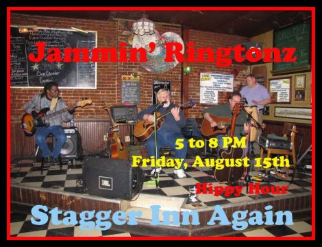 Jammin' Ringtonz  8-15-14