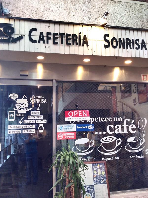 Caferia Sonrisa
