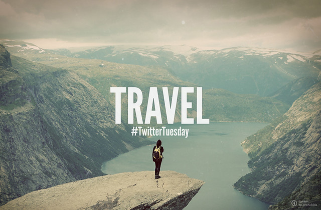 Twitter Tuesday: Travel | Show us your view of the world! Share your favorite Travel shot from your photostream with #TwitterTuesday to @flickr on Twitter!