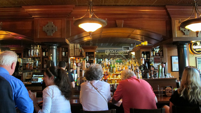 McLadden's bar
