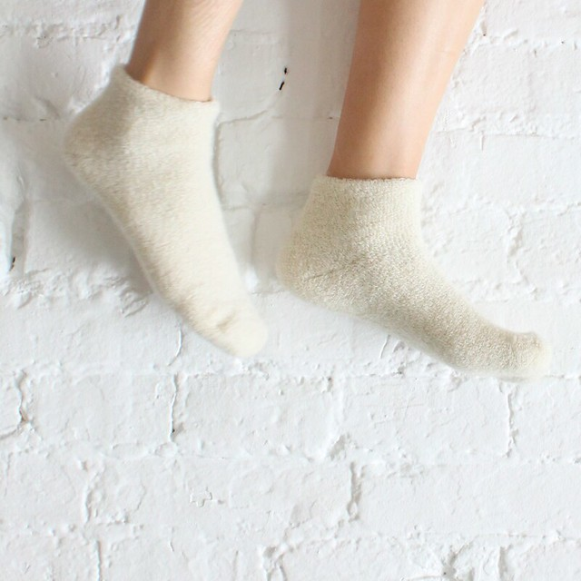 base range buckle socks