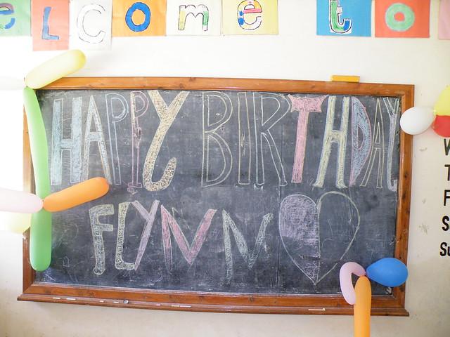 Happy Birthday Flynn