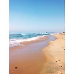 Morning walk. #view #sandiego #imperialbeach #myib #ocean #beach #pier #downtown #goodmorning
