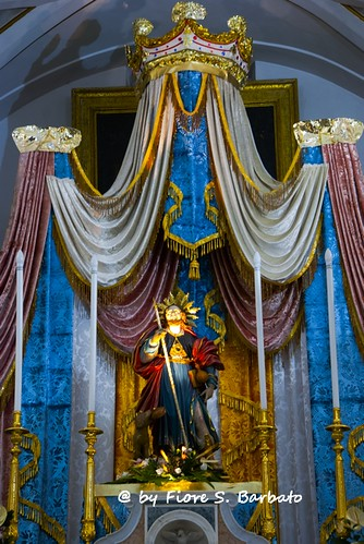 Foglianise (BN), 2014, Chiesa di Santa Maria di Costantinopoli.