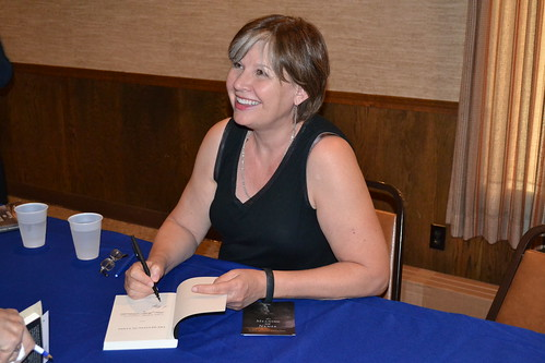 Author Karen Shoemaker Visits