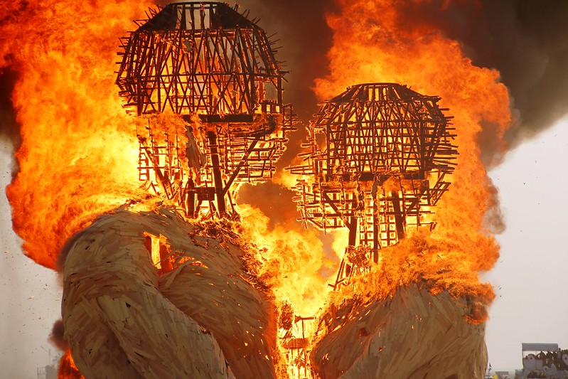 Burning Man 2014: Caravansary