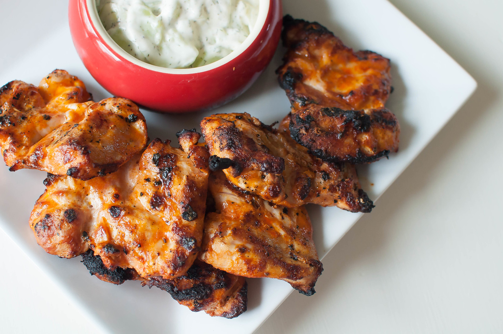 Grilled Buffalo Chicken 3