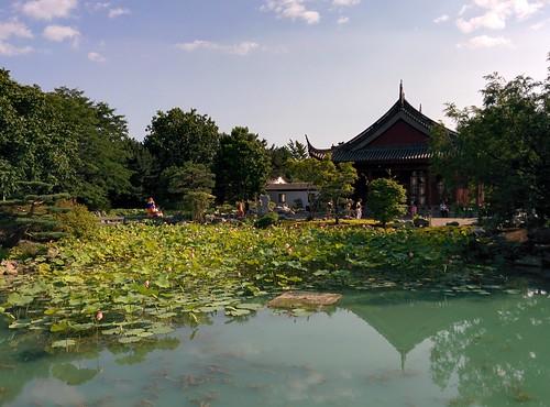 Chinese Garden - Montréal Botanical Garden