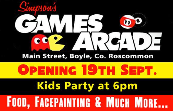 Simpson's Arcade