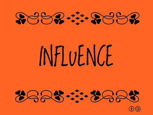 Buzzword Bingo: Influence