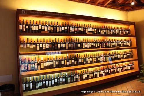 Wine Museum, El Sauzal