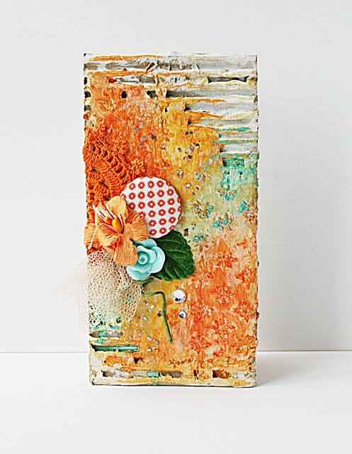 Mixed-media-skinny-card