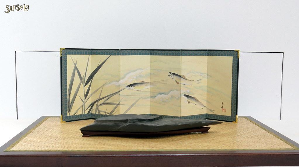X Exposición de Ikebana y Suiseki