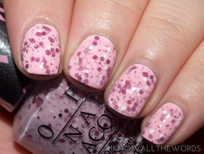 OPI PINK OF HEARTS 2014- The Power of Pink (5)
