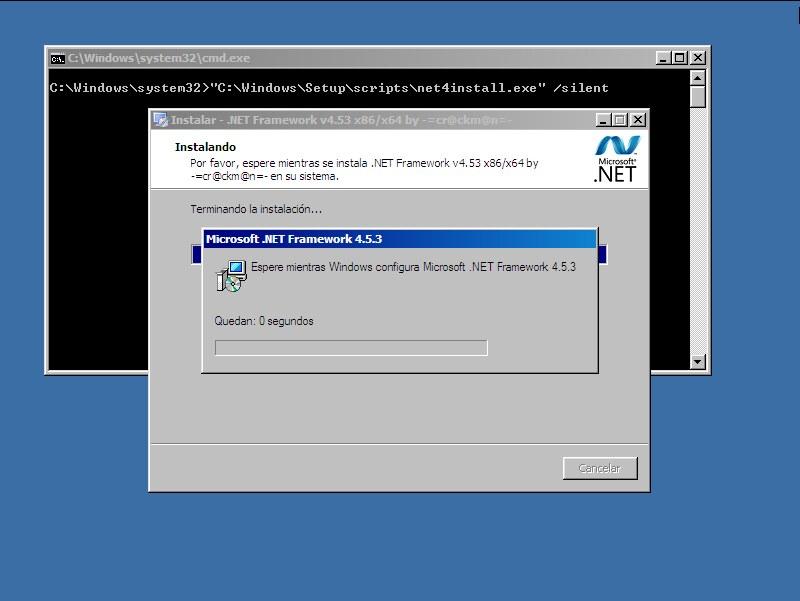 Descargar net framework 4.5 para windows 7 64 bits offline
