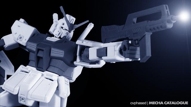 HGUC Gundam NT-1