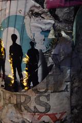 Vienna Lamp Post Collage.