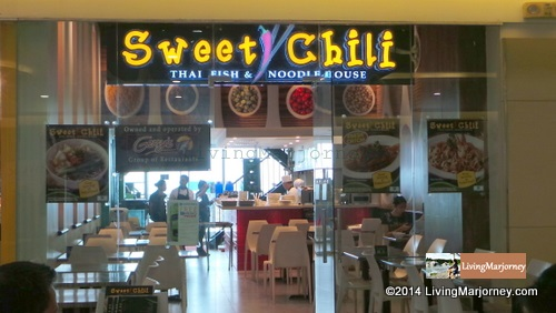 Sweet Chili at Fisher Mall