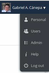 ownCloud User Settings
