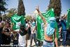 Solidarity with Gaza, Al Aqsa masque, Jerusalem, 29.8.2014