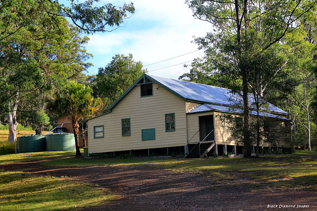Bobin Community Hall, Bulga Road, Bobin, NSW - 10th June 2014