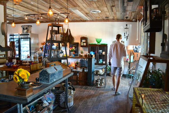 snapshot of Jacoby's Mercantile in Austin