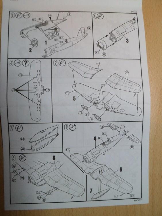 Vought F4U-5-Corsair [Revell 1/72] - Voilaaaa c'est finiiiiii (bis) !  15115340557_93afb23232_b