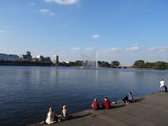 20140918 12 Hamburg - Binnen Alster