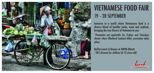Vietnamese Promotion Pullman Bangsar