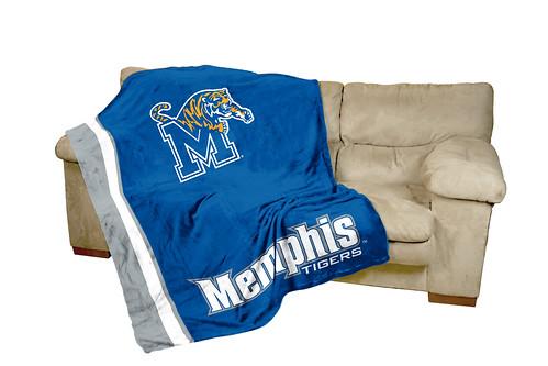Memphis Tigers Ultrasoft Blanket