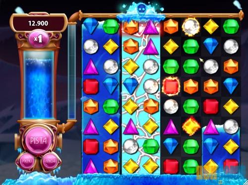Bejeweled 3 - Modo Secreto Glaciar