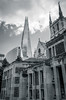 Southwark Cathedral & The Shard - Redux