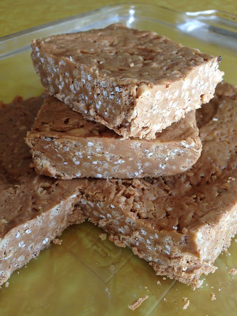 Protein Bars (vegan & gluten free)