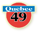 Quebec49 Logo