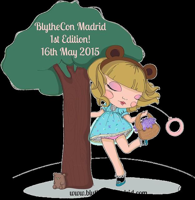 BlytheCon Madrid 1st Edition 2015! 15164720322_1426341c82_z