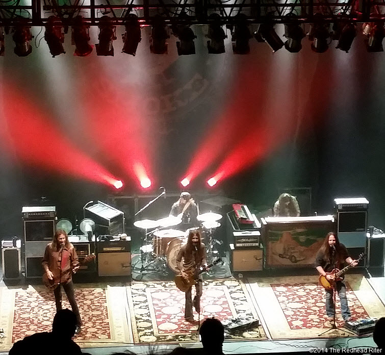 Blackberry Smoke Southern Rock Concert, Richmond, Virginia 20140115_220608